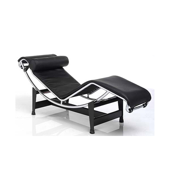 chaise longue le corbusier lc4. Black Bedroom Furniture Sets. Home Design Ideas
